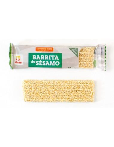 BARRITA DE SESAMO COMERCIO JUSTO BIO...