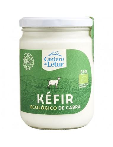 KEFIR DE CABRA BIO 420G CANTERO DE LETUR